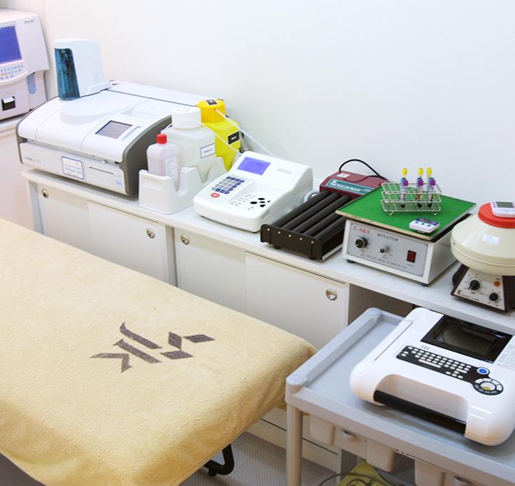 2층 상담센터, 수술전 검사 센터, 디지털 촬영센터 2