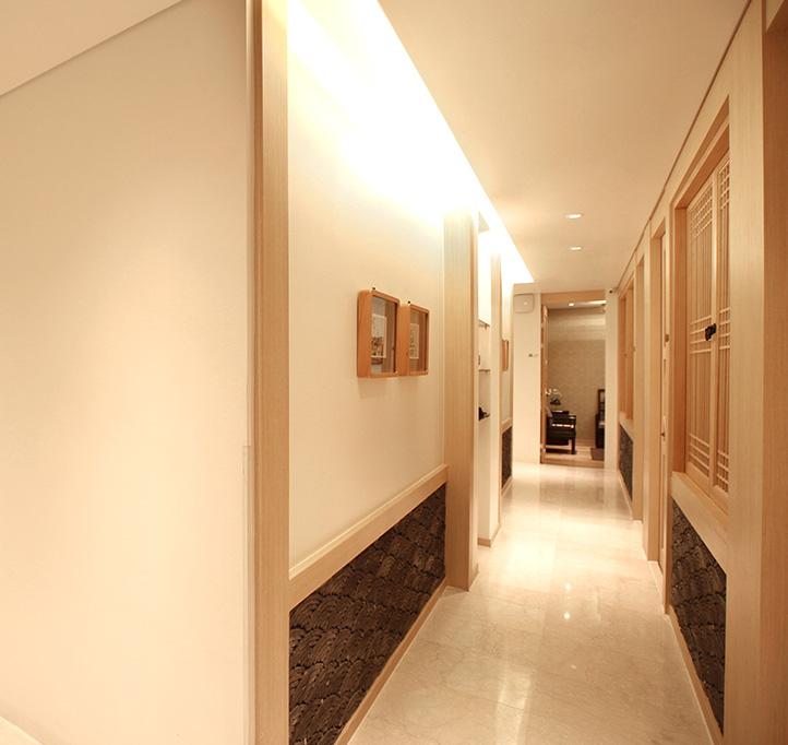 2층 상담센터, 수술전 검사 센터, 디지털 촬영센터 5